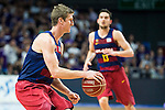 Barcelona's player Justin Doellman during Liga Endesa 2015/2016 Finals 3rd leg match at Barclaycard Center in Madrid. June 20, 2016. (ALTERPHOTOS/BorjaB.Hojas)