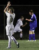 Flint Kearsley at Brandon, Boys Varsity Soccer, 10/21/15