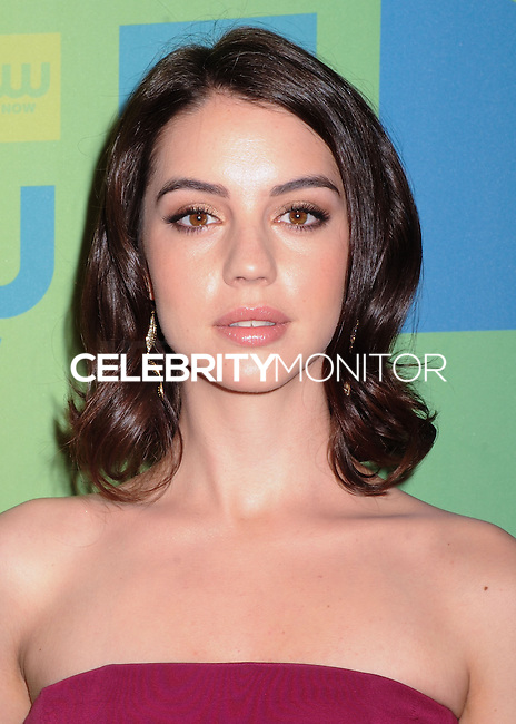 NEW YORK CITY, NY, USA - MAY 15: Adelaide Kane at The CW Network's 2014 Upfront held at The London Hotel on May 15, 2014 in New York City, New York, United States. (Photo by Celebrity Monitor)