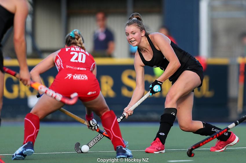 Hockey Blacksticks Women Training Game V Chile 17 December 2018