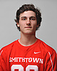 Dan Rooney of Smithtown East poses for a portrait during the Newsday varsity boys lacrosse season preview photo shoot at company headquarters on Thursday, Mar. 24, 2016.