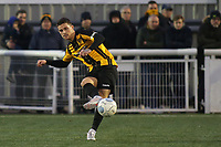 Jack Paxman of Maidstone United in action during Maidstone United vs Wrexham, Vanarama National League Football at the Gallagher Stadium on 17th November 2018