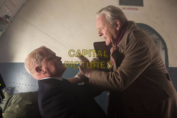Neal McDonough, Anthony Hopkins<br /> in RED 2 (2013) <br /> *Filmstill - Editorial Use Only*<br /> CAP/NFS<br /> Image supplied by Capital Pictures