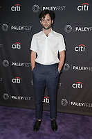 09 September 2018 - Beverly Hills, California - Penn Badgley. &quot;You&quot; at The Paley Center For Media's 2018 PaleyFest Fall TV Previews held at The Paley Center for Media . <br /> CAP/ADM/PMA<br /> &copy;PMA/ADM/Capital Pictures