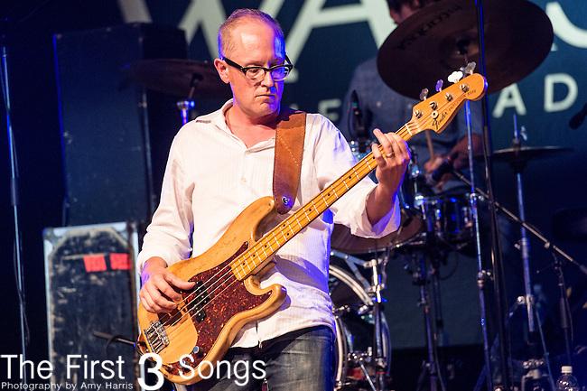 Jesse Ebaugh of Heartless Bastards performs at the 2014 Bunbury Music Festival in Cincinnati, Ohio