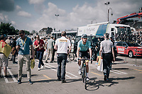 Jakob Fuglsang (DEN/Astana) to the start<br /> <br /> 104th Tour de France 2017<br /> Stage 3 - Verviers › Longwy (202km)