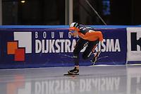 SCHAATSEN: LEEUWARDEN, 22-10-2016, Elfstedenhal,  KNSB Trainingswedstrijden, Antoinette de Jong, ©foto Martin de Jong
