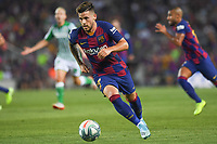 FOOTBALL: FC Barcelone vs Real Betis - La Liga-25/08/2019<br /> Carles Pere (FCB)
