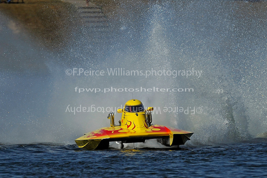 """Tom Newman, NM-100 """"Sum Toy"""" (National Mod hydroplane(s)"""