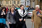 Oxford 2009-03-07. Miasto w południowej Anglli głównie znane jako siedziba Uniwersytetu Oxfordzkiego