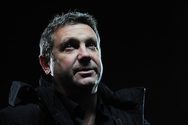 Hull FC's Head Coach Peter Gentle .. - Credit - CameraSport - .Rugby League - Stobart Super League - Hull FC v Bradford Bulls - Friday 8th February 2013 - Kingston Communications Stadium - Hull..