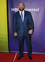 09 January 2018 - Pasadena, California - Paul &quot;Triple H&quot; Levesque. 2018 NBCUniversal Winter Press Tour held at The Langham Huntington in Pasadena. <br /> CAP/ADM/BT<br /> &copy;BT/ADM/Capital Pictures