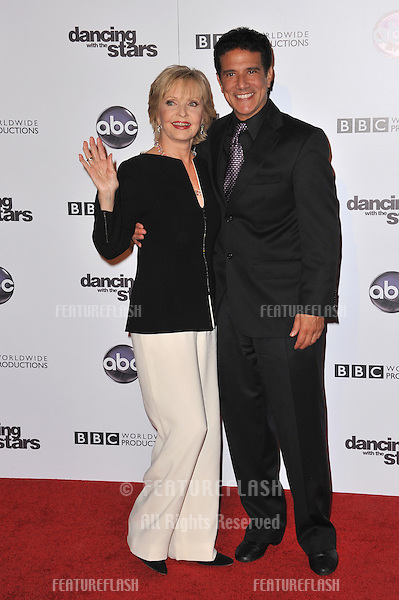 Florence Henderson at the 200th episode party for Dancing With The Stars at Boulevard 3 in Hollywood..November 1, 2010  Los Angeles, CA.Picture: Paul Smith / Featureflash