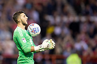 Jordan Smith of Nottingham Forest during the Sky Bet Championship match between Nottingham Forest and Millwall at the City Ground, Nottingham, England on 4 August 2017. Photo by James Williamson / PRiME Media Images.
