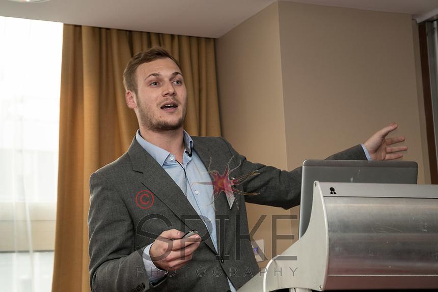Guest Speaker Miles Waghorn of Techsilver