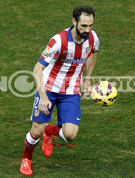 Atletico de Madrid's Juanfran Torres during La Liga match.January 24,2015. (ALTERPHOTOS/Acero) /NortePhoto<br /> NortePhoto.com