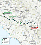 The 54th edition of the Tirreno-Adriatico NamedSport 2019 Race of the Two Seas has been unveiled today. The race, scheduled from 13 to 19 March 2019, is organized by RCS Sport / La Gazzetta dello Sport. 13th December 2018.<br /> Picture: LaPresse/ | Cyclefile<br /> <br /> <br /> All photos usage must carry mandatory copyright credit (&copy; Cyclefile | LaPresse)
