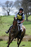 31st March 2017, Oliver Townend riding SPECULATE during the 2017  Belton International Horse Trials, Belton House, Grantham, United Kingdom. Jonathan Clarke/JPC Images