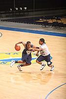 The 2008 NBPA Top 100 Camp held in Charlottesville, VA.