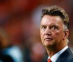 Nederland, Amsterdam, 7 september 2012.Kwalificatiewedstrijd WK 2014.Nederland-Turkije.Louis van Gaal, trainer-coach van Nederland