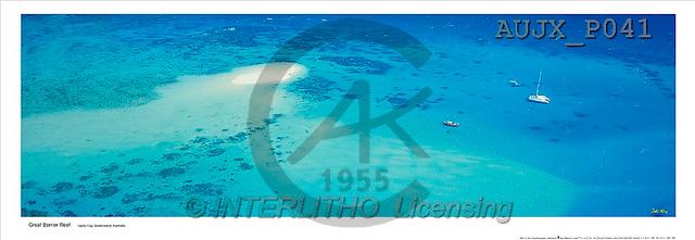 Dr. Xiong, LANDSCAPES, panoramic, photos, Upolu Cay, Australia(AUJXP041,#L#)