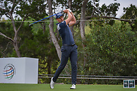 Henrik Stenson (SWE) watches his tee shot on 1 during day 3 of the WGC Dell Match Play, at the Austin Country Club, Austin, Texas, USA. 3/29/2019.<br /> Picture: Golffile | Ken Murray<br /> <br /> <br /> All photo usage must carry mandatory copyright credit (© Golffile | Ken Murray)