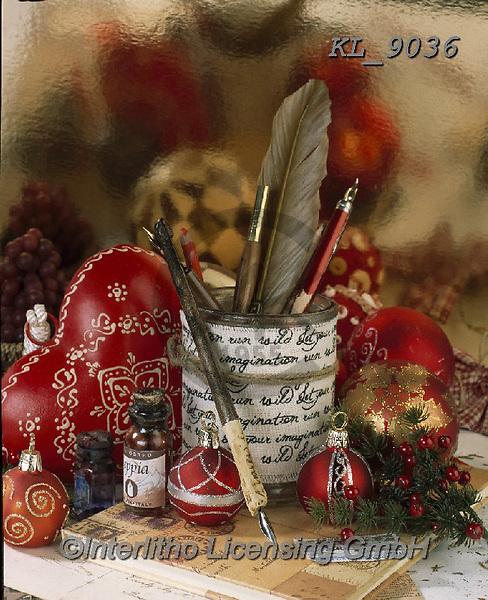 Interlitho-Alberto, CHRISTMAS SYMBOLS, WEIHNACHTEN SYMBOLE, NAVIDAD SÍMBOLOS, photos+++++,decoration,KL9036,#xx#