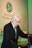 DFL Ligapräsident Reinhard Rauball
