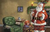 Marcello, CHRISTMAS SANTA, SNOWMAN, WEIHNACHTSMÄNNER, SCHNEEMÄNNER, PAPÁ NOEL, MUÑECOS DE NIEVE, paintings+++++,ITMCXM2101,#X#