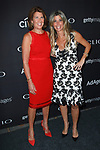 Sherrie Westin (left) and Nicole Purcell arrive at the 2017 Clio Awards in The Tent at Lincoln Center in New York City on September 27, 2017.