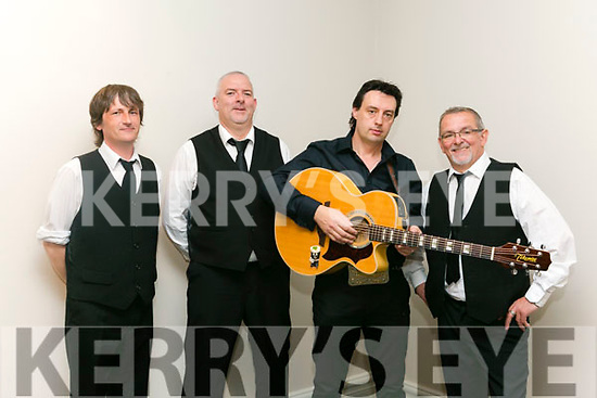 The Spirit of Johnny Cash live in concert at the Rose Hotel on Saturday wereAndrew Morrin, Kieran Sheehy, Fergus O'Sullivan as Johnny Cash and Robert Quinlan