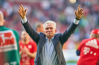 Trainer Cheftrainer Jupp HEYNCKES (FCB) <br /> FC AUGSBURG -  FC BAYERN MUENCHEN<br />