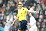 Spanish referee Alfonso Javier Alvarez Izquierdo during La Liga match. February 13,2016. (ALTERPHOTOS/Acero)