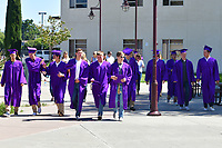 2018 Amador Valley High School graduates Pleasanton, CA. Sunday May 27, 2018. (Photo by Alan Greth /AGP Photography)