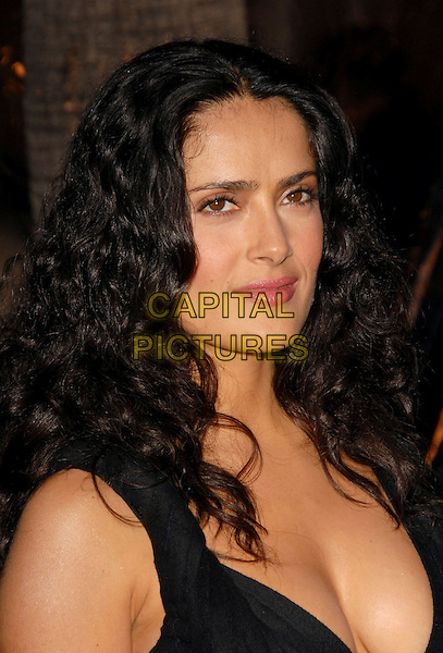 """SALMA HAYEK.Paramount Pictures' Los Angeles Premiere """"Ask the Dust"""" held at The Egyptian Theatre in Hollywood, California, USA..March 2nd, 2006.Ref: DVS.headshot portrait.www.capitalpictures.com.sales@capitalpictures.com.Supplied By Capital PIctures"""