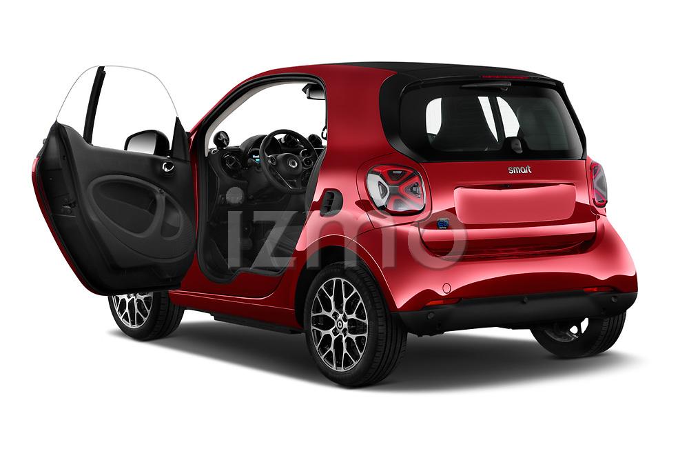 Car images of 2020 Smart EQ-fortwo Comfort-Plus 3 Door Hatchback Doors