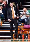 S&ouml;dert&auml;lje 2014-10-01 Basket Basketligan S&ouml;dert&auml;lje Kings - Norrk&ouml;ping Dolphins :  <br /> Norrk&ouml;ping Dolphins Norrk&ouml;ping Dolphins assisterande tr&auml;nare coach Adnan Chuk ser fundersam ut<br /> (Foto: Kenta J&ouml;nsson) Nyckelord:  S&ouml;dert&auml;lje Kings SBBK T&auml;ljehallen Norrk&ouml;ping Dolphins portr&auml;tt portrait fundersam fundera t&auml;nka analysera depp besviken besvikelse sorg ledsen deppig nedst&auml;md uppgiven sad disappointment disappointed dejected