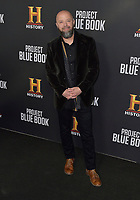 03 January 2019 - Los Angeles, California - Sean Jablonski. &quot;Project Blue Book&quot; History Scripted Series Los Angeles Premiere held at Simon House.          <br /> CAP/ADM<br /> &copy;ADM/Capital Pictures