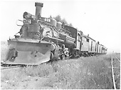 #479 with San Juab near Salida, CO. 8/40.<br /> D&amp;RGW  Salida, CO  Taken by Vollrath, Harold K. - 8/1940