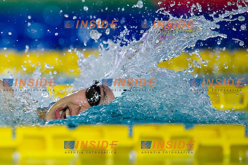 Giorgia Romei<br /> Andrea Doria<br /> 400 Stile Libero<br /> Stadio del Nuoto Riccione<br /> Campionati Italiani Nazionali Assoluti Nuoto Primaverili Fin <br /> Riccione Italy 19-04-2016<br /> Photo Andrea Masini/Deepbluemedia/Insidefoto