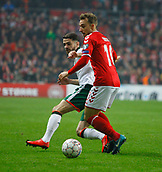 2017 FIFA World Cup Qualification Playoff Denmark v Ireland Nov 11th