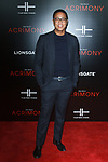"Journalist Don Lemon arrives on the red-carpet for the Tyler Perry""s ACRIMONY movie premiere at the School of Visual Arts Theatre in New York City, on March 27, 2018."