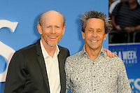 LONDON, ENGLAND - SEPTEMBER 15:  Ron Howard and Brian Grazer attending the 'The Beatles: Eight Days A Week - The Touring Years'  World Premiere at Odeon Cinema, Leicester Square on September 15, 2016 in London, England.<br /> CAP/MAR<br /> &copy;MAR/Capital Pictures /MediaPunch ***NORTH AND SOUTH AMERICAS ONLY***