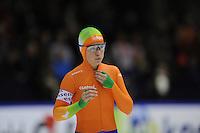 SCHAATSEN: HEERENVEEN: Thialf, World Cup, 03-12-11, 1500m A, Diane Valkenburg NED, ©foto: Martin de Jong