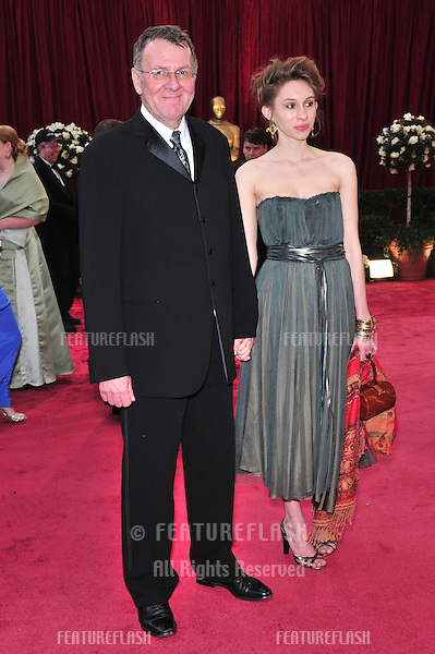 Tom Wilkinson at the 80th Annual Academy Awards at the Kodak Theatre, Hollywood, CA..February 24, 2008 Los Angeles, CA.Picture: Paul Smith / Featureflash
