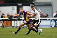 Dover Athletic vs Cheltenham Town 24-01-16