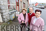 Saint Vincent DePaul in Castleisland are warning about bogus collectors ahead of their Annual Collection this weekend, From Left: Anne Brodrick, Donie Curran and Margaret Leahy.