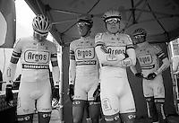 101st Scheldeprijs ..Team Argos-Shimano shelter