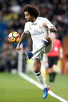 Real Madrid's Marcelo Vieira during La Liga match. March 1,2017. (ALTERPHOTOS/Acero) /NORTEPHOTOmex