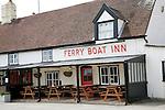 Ferry Boat Inn, Felixstowe Ferry, Suffolk
